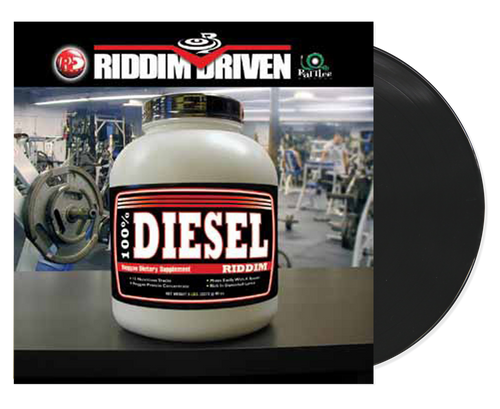 Diesel - Riddim Driven - Various Artists (LP)