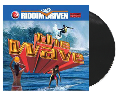 The Wave - Riddim Driven - Various Artists (LP)