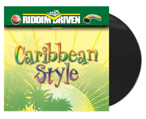 Caribbean Style - Riddim Driven - Various Artists (LP)