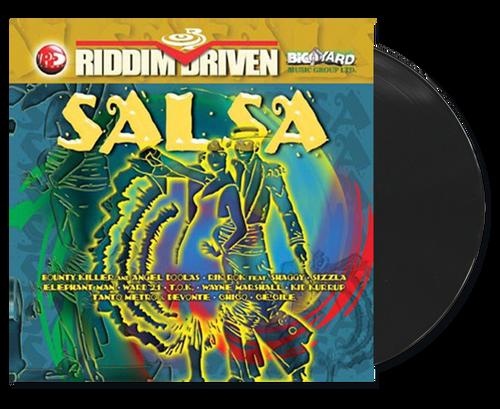 Salsa - Riddim Driven - Various Artists (LP)