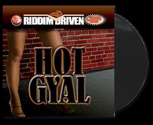 Hot Gal - Riddim Driven - Various Artists (LP)