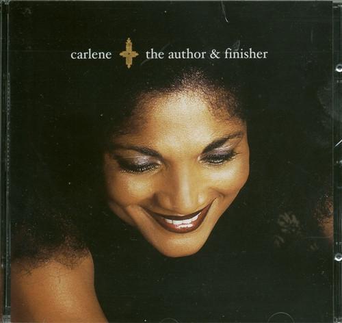 The Author & Finisher - Carlene Davis