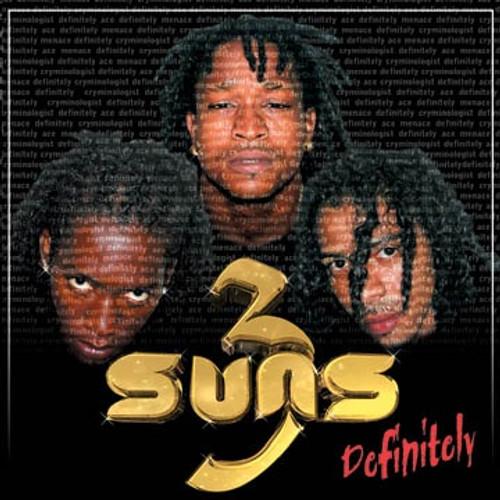 Definitely - 3 Suns (LP)