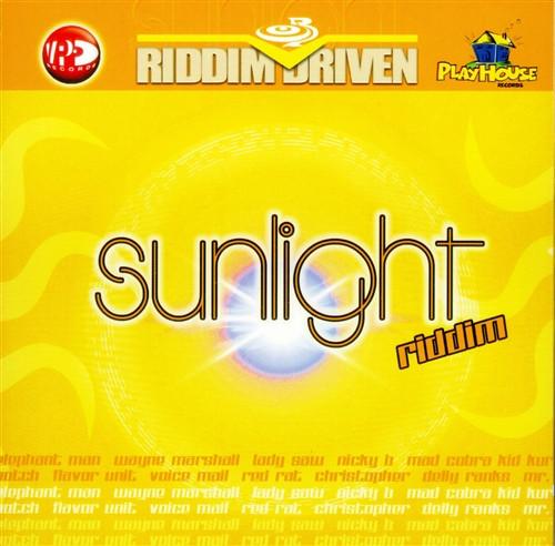 Sunlight - Riddim Driven - Various Artists (LP)