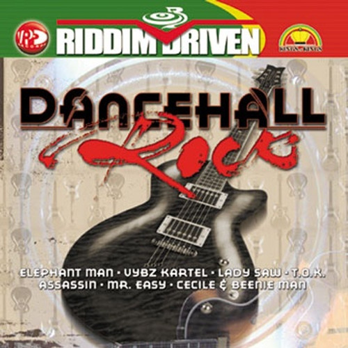 Dancehall Rock - Riddim Driven - Various Artists (LP)