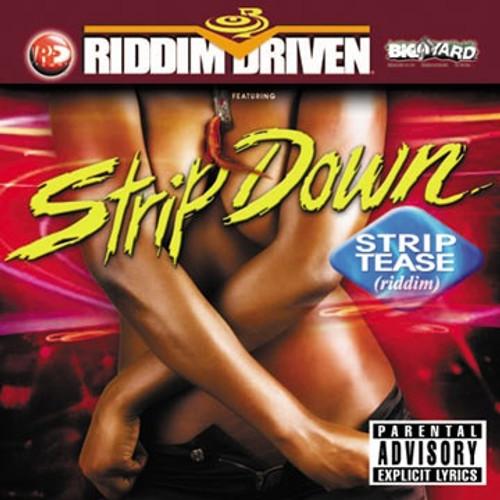 Strip Down (Riddim Driven) - Various Artists (2LP)