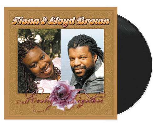 Really Together - Lloyd Brown & Fiona (LP)
