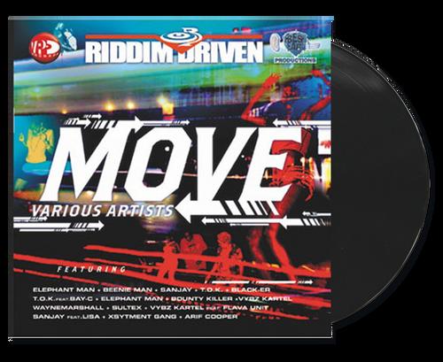 Move (2LP) - Various Artists (LP)
