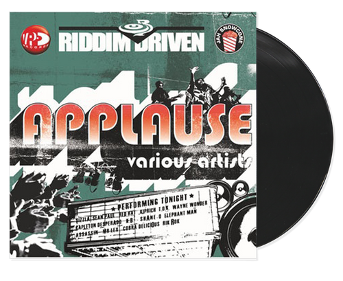 Applause - Various Artists (LP)