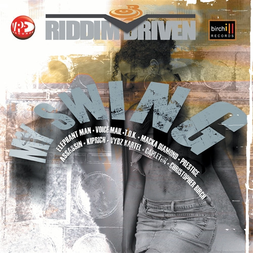 My Swing - Riddim Driven - Various Artists (LP)