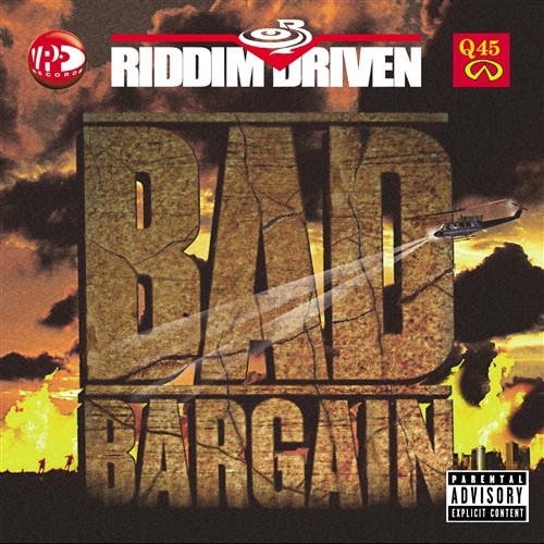 Bad Bargain - Riddim Driven - Various Artists (LP)