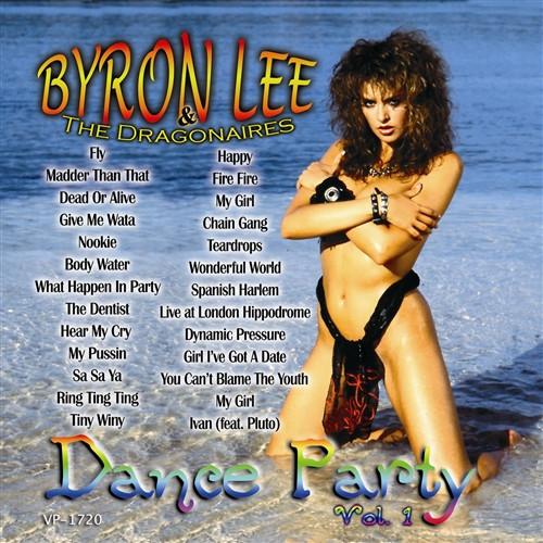 Dance Party Vol.1 - Byron Lee & The Dragonaires