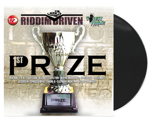 First Prize - Riddim Driven - Various Artists (LP)