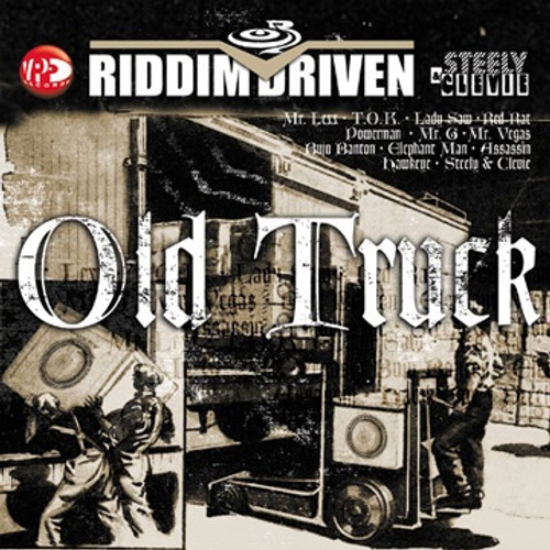 Old Truck - Riddim Driven - Various Artists (LP)