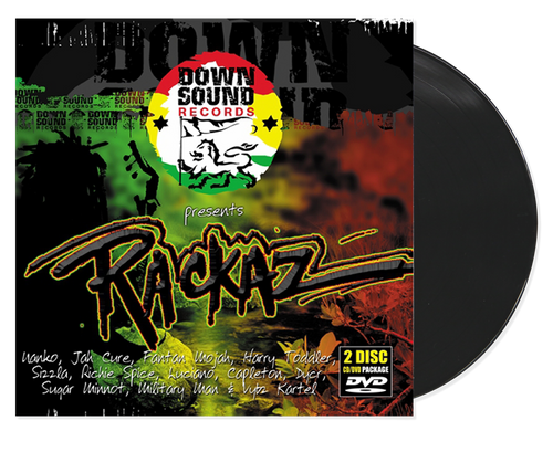 Rackaz - Various Artists (LP)