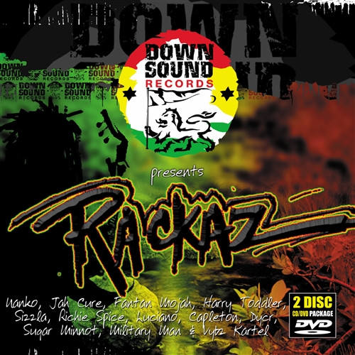 Rackaz (Bonus Dvd Included) - Various Artists