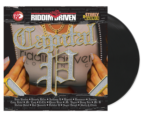 Capital P - Riddim Driven - Various Artists (LP)