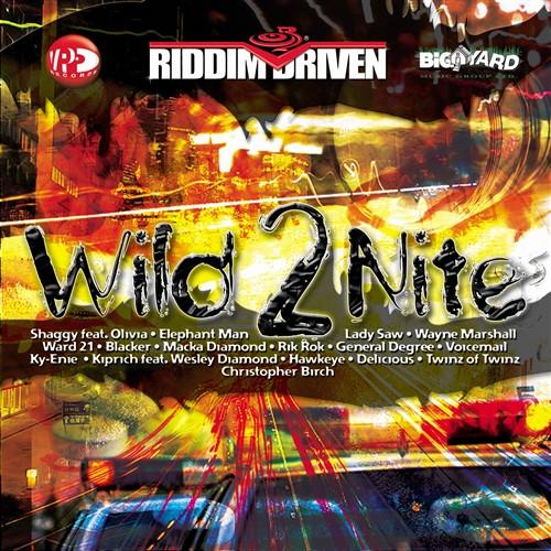 Wild 2 Nite - Riddim Driven - Various Artists (LP)