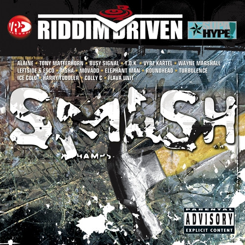 Smash - Riddim Driven - Various Artists