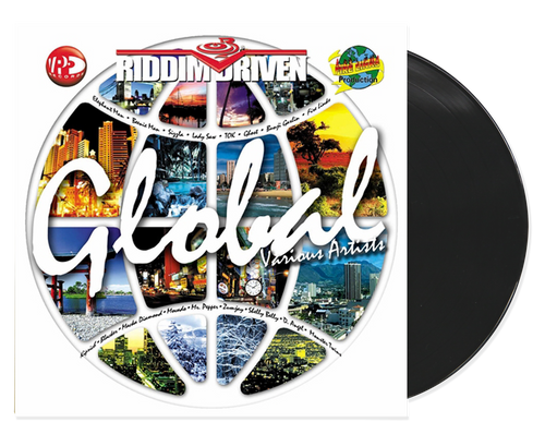 Global - Riddim Driven - Various Artists (LP)