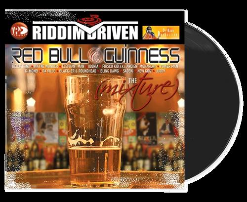 Red Bull & Guinness(The Mixture) - Riddim Driven - Various Artists (LP)