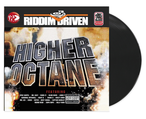 Higher Octane - Riddim Driven - Various Artists (LP)