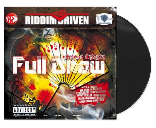 Full Draw - Riddim Driven - Various Artists (LP)
