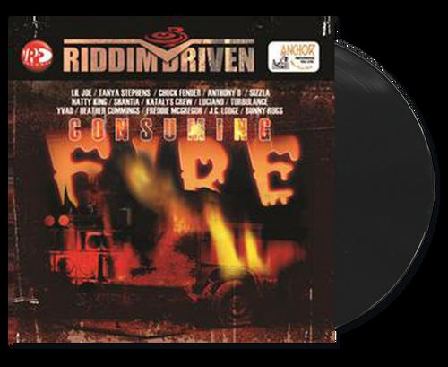 Consuming Fire - Riddim Driven - Various Artists (LP)