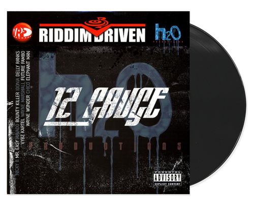 12 Gauge - Riddim Driven - Various Artists (LP)
