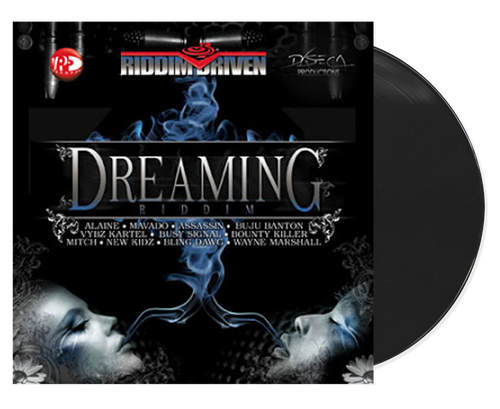 Dreaming - Riddim Driven - Various Artists (LP)