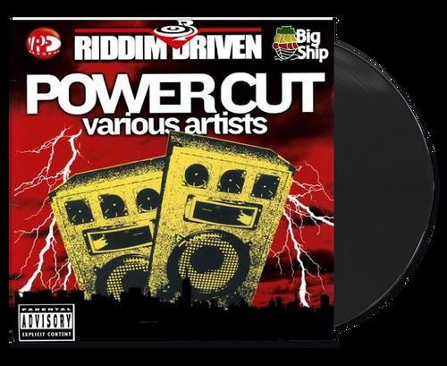 Power Cut - Riddim Driven - Various Artists (LP)