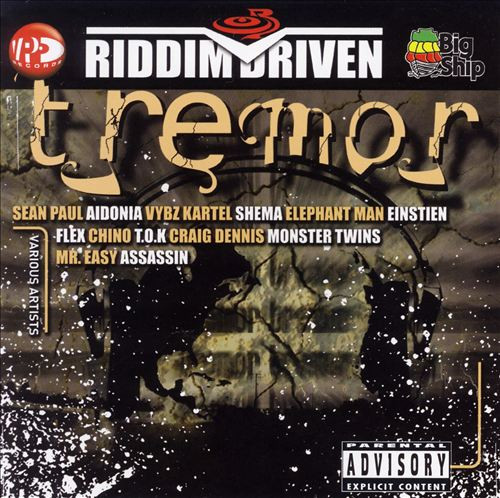 Tremor - Riddim Driven - Various Artists