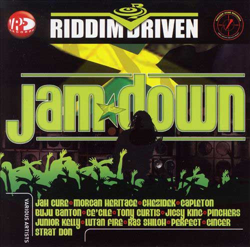 Jamdown - Riddim Driven - Various Artists
