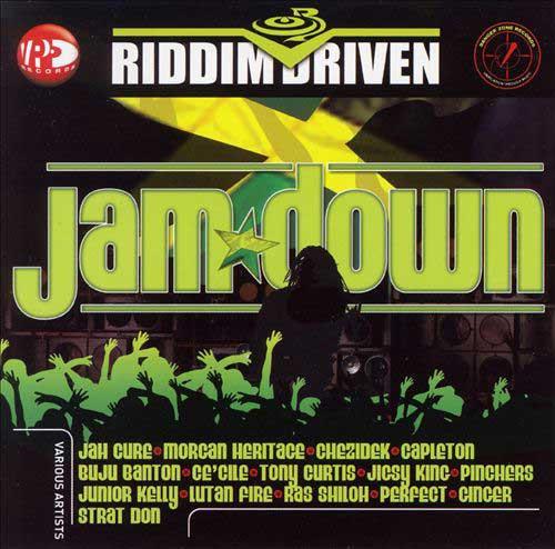 Jamdown - Riddim Driven - Various Artists