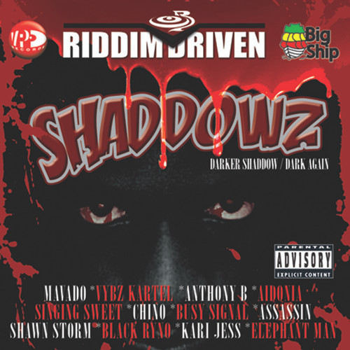 Shaddowz - Riddim Driven - Various Artists