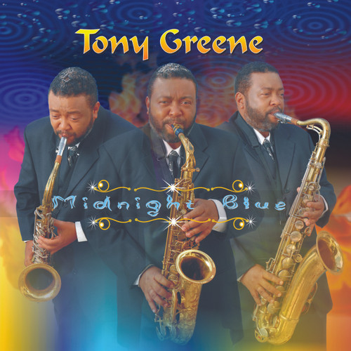 Midnight Blue - Tony Greene