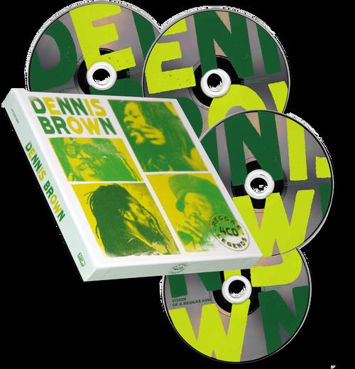 Reggae Legends Dennis Brown - Dennis Brown