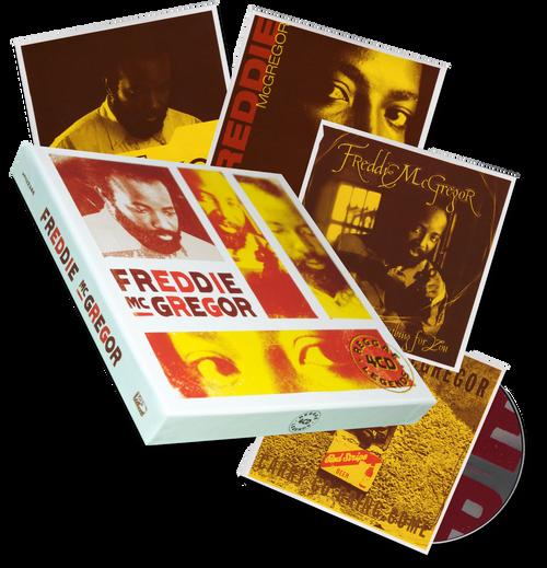 Reggae Legends Freddie Mcgregor - Freddie Mcgregor