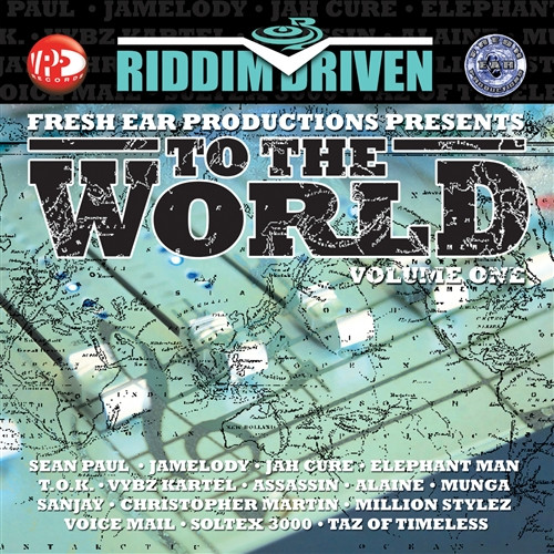 To The World Vol.1 - Riddim Driven - Various Artists