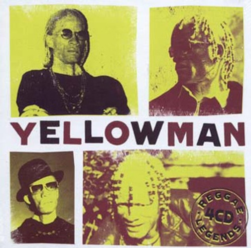 Reggae Legends Yellowman - Yellowman
