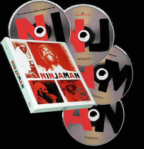 Reggae Legends Ninjaman - Ninjaman