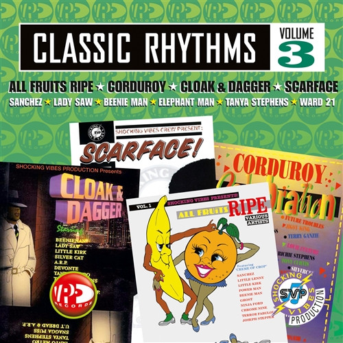 Classic Rhythmns Vol. 3 - Various Artists