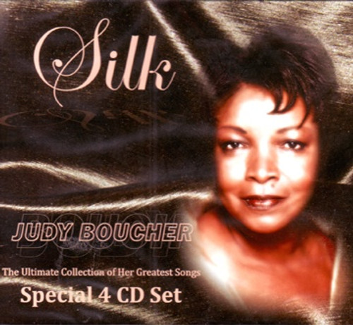 Silk:the Ultimate Collection 4cd Box Set - Judy Boucher