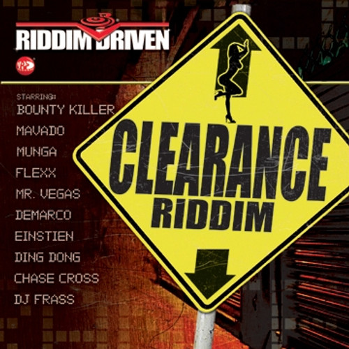 Clearance - Riddim Driven - Various Artists