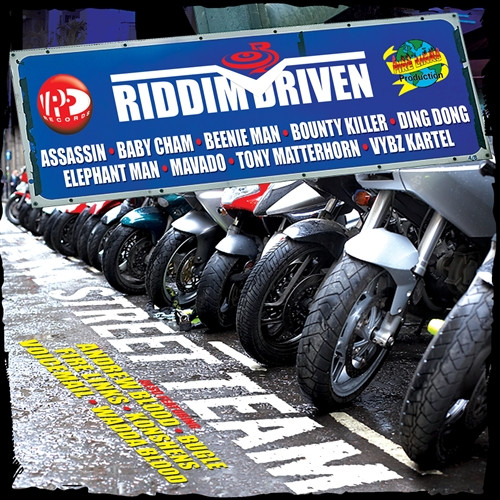 Street Team - Riddim Driven - Various Artists