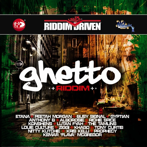 Ghetto - Riddim Driven - Various Artists