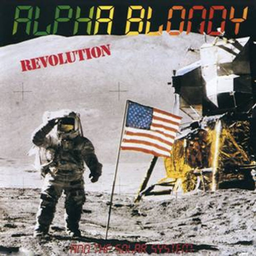 Revolution - Alpha Blondy