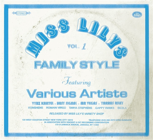 Miss Lilys Family Style Vol.1 - Various Artists