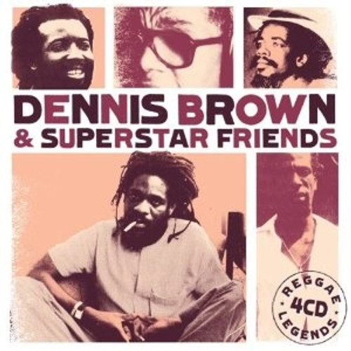 Reggae Legends Dennis Brown & Superstar Friends - Dennis Brown & Superstar Friends