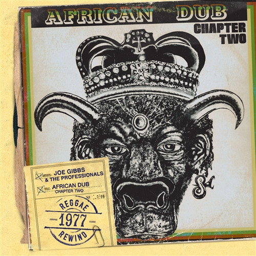African Dub Chapter 2 - Joe Gibbs & The Professionals